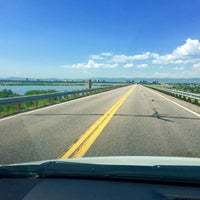 Photo taken at Cherry Creek Dam Road by akaSpectacular on 7/25/2016