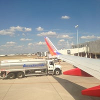 Photo taken at Gate A5 by akaSpectacular on 9/11/2013