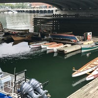 Photo taken at Boston Rowing Center by akaSpectacular on 9/16/2017