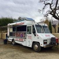 Photo taken at Tacos Garcia by akaSpectacular on 2/1/2017