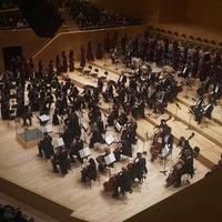 Photo taken at L'Auditori by Albert C. on 3/9/2013