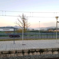 Photo taken at RENFE Cardedeu by Albert C. on 4/2/2017