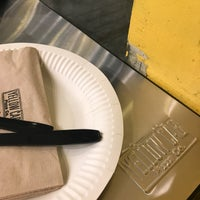 Photo taken at Yellow Cab Pizza Co. by Jerard A. on 8/4/2017