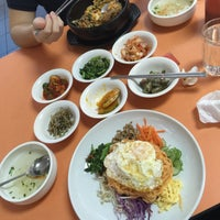 Photo taken at Seoul Garden by Josephine A. on 1/24/2015