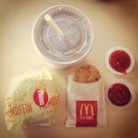 Photo taken at McDonald's & McCafé by Josephine A. on 7/22/2013