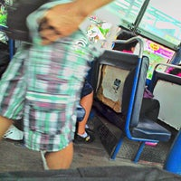 Photo taken at BMTA Bus 17 by Yuttana Y. on 7/21/2014