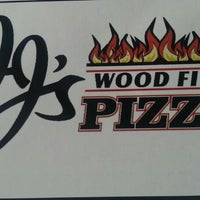 Photo taken at JJ's Woodfire Pizza by Jody H. on 7/10/2013