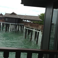Photo taken at Pangkor Laut Resort by Darmataksiah A. on 8/23/2013