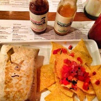 Photo taken at Wahaca by ⓛⓔⓧ G. on 9/30/2013