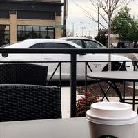 Photo taken at Starbucks by KH • on 4/18/2017