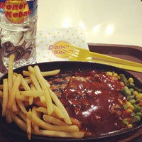 Photo taken at Doner Kebab by Aulia D. on 4/24/2013