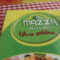 Photo taken at Maaza Resturant by Gohar F. on 5/22/2013