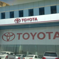 Photo taken at Al Tadamon Motors and Trading Co by Gohar F. on 9/14/2014