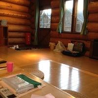 Photo taken at 千葉市少年自然の家 by Sh on 11/10/2012