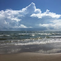 Photo taken at SPI Beach Access 6 by Jessica L. on 9/11/2016