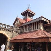 Photo taken at Bandra Railway Station by Blogeswari on 11/12/2012