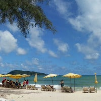 Photo taken at Patong Beach by Papiyong R. on 6/8/2013