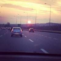 Photo taken at Bursa Çevre Yolu by Cem Y. on 3/20/2013