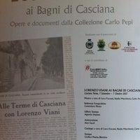 photo taken at terme di casciana by daria l on 1062013