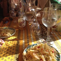 Photo taken at Steffani Pizzarestoran by Oliver L. on 7/26/2014