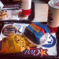 Photo taken at Carl's Jr. by Mihail K. on 3/7/2013