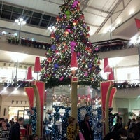 Photo taken at Bridgewater Commons Mall by Trina S. on 12/1/2012
