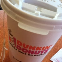 Photo taken at Dunkin Donuts by Trina S. on 1/22/2013