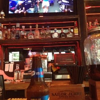 Photo taken at Ashton's Alley Sports Bar by Laurent B. on 9/2/2013