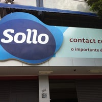 Photo taken at Sollo Brasil by Débora G. on 10/14/2013