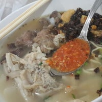Photo taken at Soto Mie Agih Sukabumi by Chen C. on 5/31/2014
