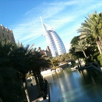 Photo taken at Souq Madinat Jumeirah by Ro A. on 1/2/2013
