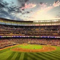 Photo taken at Target Field by Dan V. on 6/15/2013
