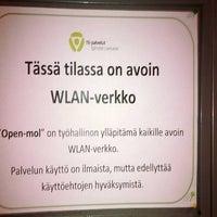 Photo taken at TE-toimisto by Kimmo A. on 11/6/2013