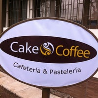 Photo taken at Cake And Coffee by Arnaldo A. on 8/11/2013