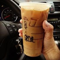 Photo taken at Starbucks by Jerry Z. on 10/4/2012