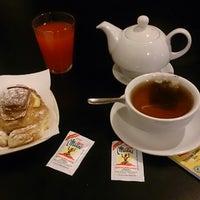 Photo taken at Caffe Miani by Onur Ö. on 1/23/2014