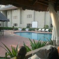 Photo taken at Bon Voyage hotels by Oluwapelumi O. on 8/9/2013
