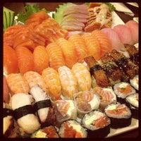 Photo taken at Yosuki Sushi House by Carla O. on 4/27/2013