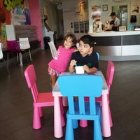 Photo taken at Frozen Yogurt Bar - Doral by Juan R. on 8/10/2013