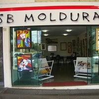 Photo taken at BSB Molduras by Rubens B. on 11/1/2016