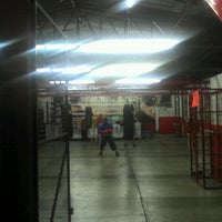 Photo taken at Boxing Club by Mayela G. on 9/21/2012