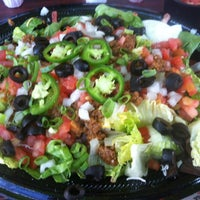 Photo taken at Tijuana Flats by PamMktgNut M. on 5/29/2013