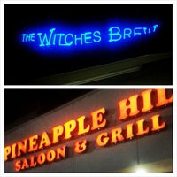 Photo taken at Pineapple Hill Saloon & Grill by Gilberto Lim A. on 10/3/2013