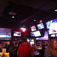 Photo taken at Buffalo Wild Wings by Yazeed Q. on 2/18/2013