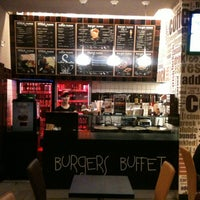 Photo taken at Burgers Buffet by Andriy L. on 10/29/2012