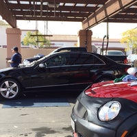 Photo taken at Jack's Car Wash Company / 76 Station by 🙈🙉🙊Michelle C. on 3/3/2014