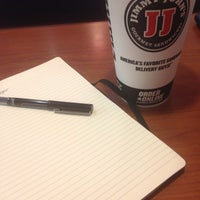 Photo taken at Jimmy John's by Owen M. on 10/24/2012