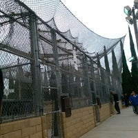 Photo Taken At Home Run Park Batting Cages By Scandia O On 4 15