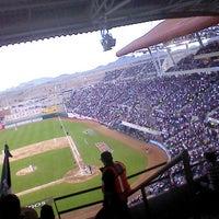 Foto tomada en Estadio Sonora por Esteban S. el 2/3/2013