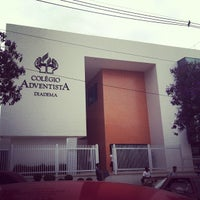 Photo taken at Colégio Adventista by Gabriella M. on 2/17/2013